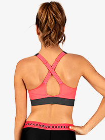 Womens Vanish V-Front Tank Sports Bra Top