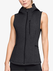 Womens Misty Copeland Signature Hooded Athletic Vest