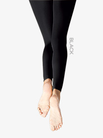 Adult Hold & Stretch Footless Tights
