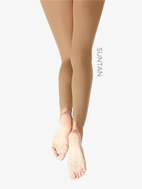Child Hold & Stretch Footless Tights