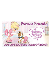 2015-16 Illustrated Pocket Calendar