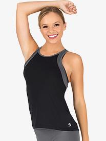Womens Soffe Dri Fitness Tank Top