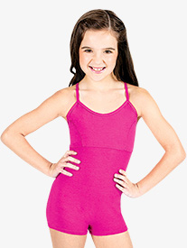 Child Shorty Camisole Unitard