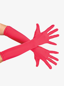 Adult 18 Long Stretch Gloves