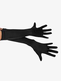 Child 15 Long Stretch Gloves