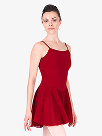 Adult Scoop Front Dress