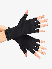 Adult 8 Fingerless Gloves