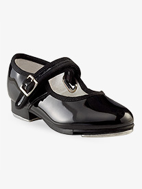 Child Mary Jane Buckle Strap Tap Shoes