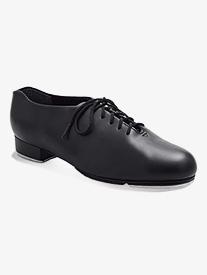 Boys Tic Tap Toe Lace-Up Tap Shoes
