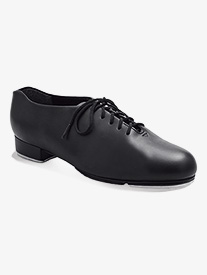 Child Tic Tap Toe Lace-Up Tap Shoes