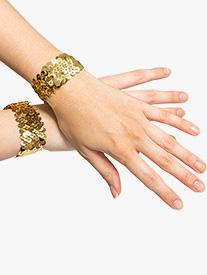 Girls Sequin Cuffs