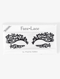 Featherette Self-Adhesive Face Lace