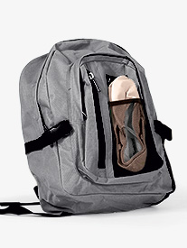 Front Mesh Pocket Dance Backpack