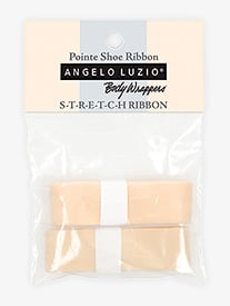 Pointe Shoe Stretch Elastic Ribbon Pack