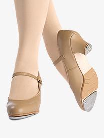 Adult Leather Jr. Footlight 1.5 Heel Tap Shoes