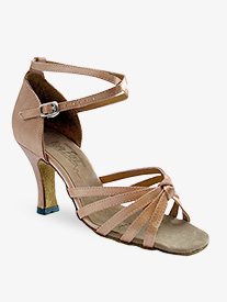 Ladies Latin/Rhythm- Classic Series Ballroom Shoes