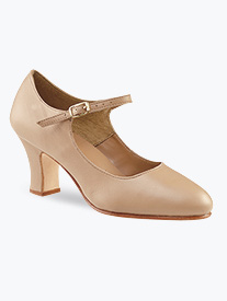 Adult Manhattan 2.5 Heel Character Shoes