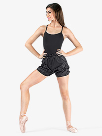 Adult Unisex Ripstop Dance Shorts