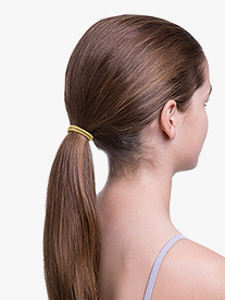 Hair Elastics 6-Pack