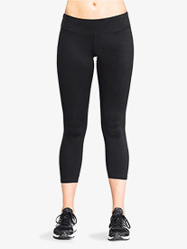 Womens Capri Active Leggings