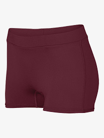 Girls Low Rise Dance Shorts