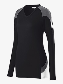 Womens Long Sleeve Workout Top