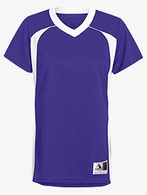 Womens Short Sleeve Jersey Top