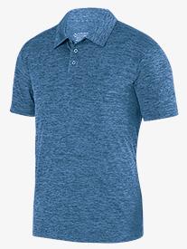 Mens Collared Short Sleeve Polo
