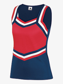 Girls Pike Cheer Shell