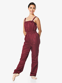 Womens Microtech Warm-up Overalls