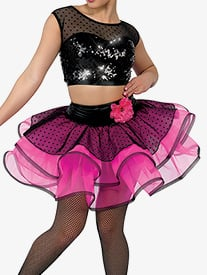Girls Paris Performance Tutu Skirt