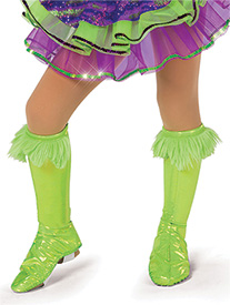 Girls Monster Mash Performance Boot Covers