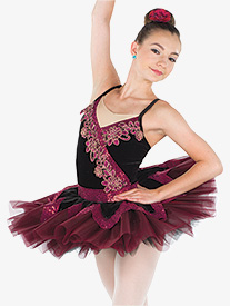 Womens Delight Of The Muses Ballet Performance Tutu Dress