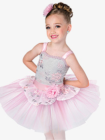 Girls The Light Ballet Performance Tutu Dress