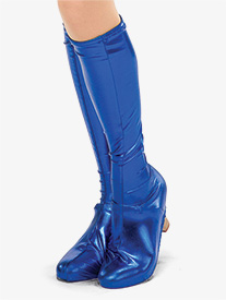Girls Performance Faux Leather Boot Covers