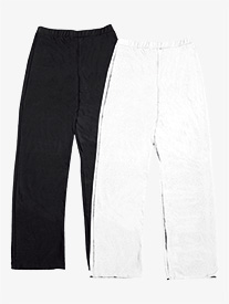 Mens Performance Spandex Boot Cut Pants