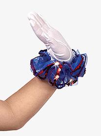 Girls Good Ship Lollipop Gloves
