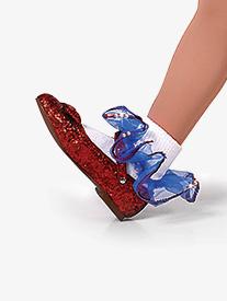 Adult/Girls Good Ship Lollipop Socks