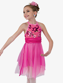 Adult Because of You Camisole Costume Lyrical Dress