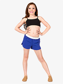 Child Elastic Waist Short