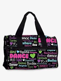 Dance International Duffle Dance Bag
