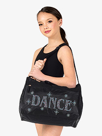 Bling It Dance Tote Bag