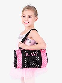 Dancin Dots Ballet Duffle Bag