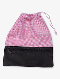 Mesh Dance Shoe Bag