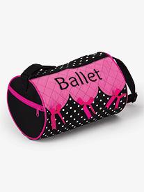 Bows N Ballet Duffel Bag
