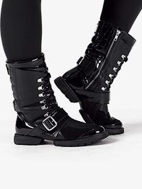 Adult Combat Deluxe Boots