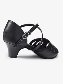 Womens Radison 1.5 Open Toe Ballroom Shoes