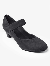 Womens  Raeni 1.5 Suede Ballroom Shoes