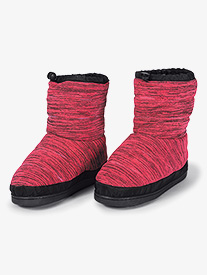 Womens Dance Warm-up Boots