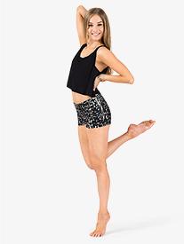 Adult Dance Shorts